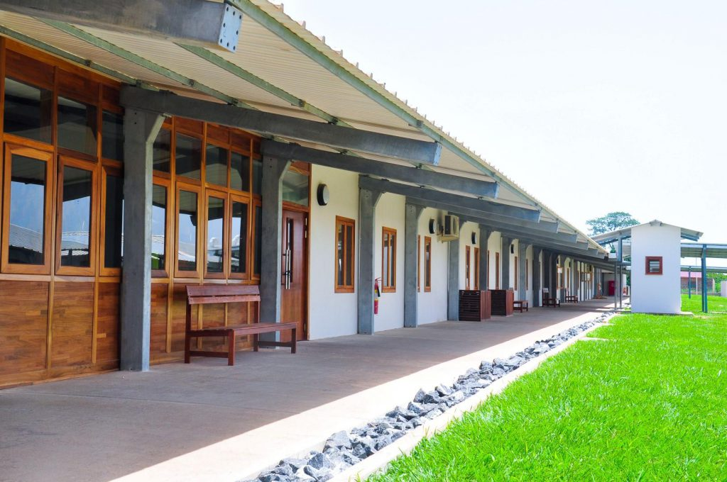 SOD Hospital, possible benchmark for Africa